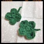 四葉のクローバー(clover)