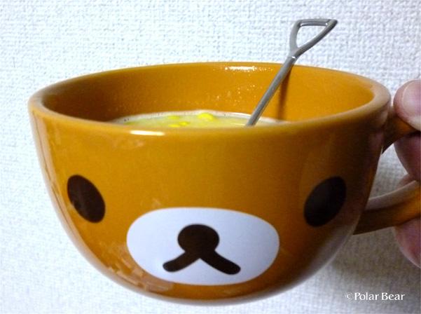 リラックマのスープマグ