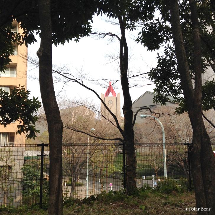 新宿区 甘泉園公園