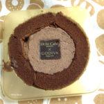 Uchi Café SWEETS×GODIVA ショコラロールケーキ